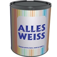 Email Alles Weiss 0,9kg - alb